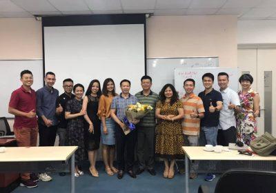"""Proateco triển khai khóa học """"Quản trị rủi ro trong kinh doanh"""" tại Viện Quản trị và công nghệ Thuộc Đại học FPT"""